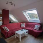 Ferienwohnung Spay - Wohnbereich