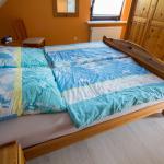 Ferienwohnung Spay - Schlafzimmer Doppelbett