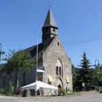 Peterskapelle Spay Nähe Ferienwohnung Loona